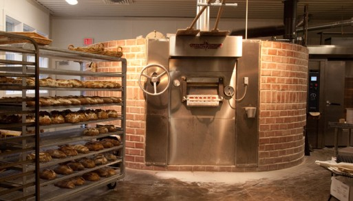 Wood Fired Bread Oven