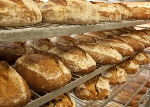 Our Bread racks